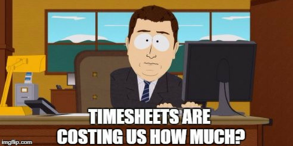 the real and hidden costs of using paper time sheets timehub