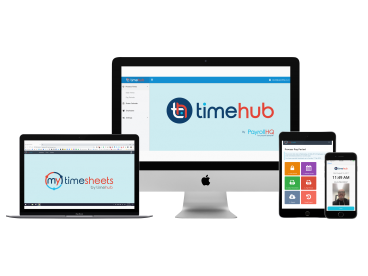 Employee Time and Attendance Solutions | TimeHub