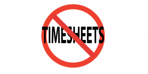 NoTimesheets