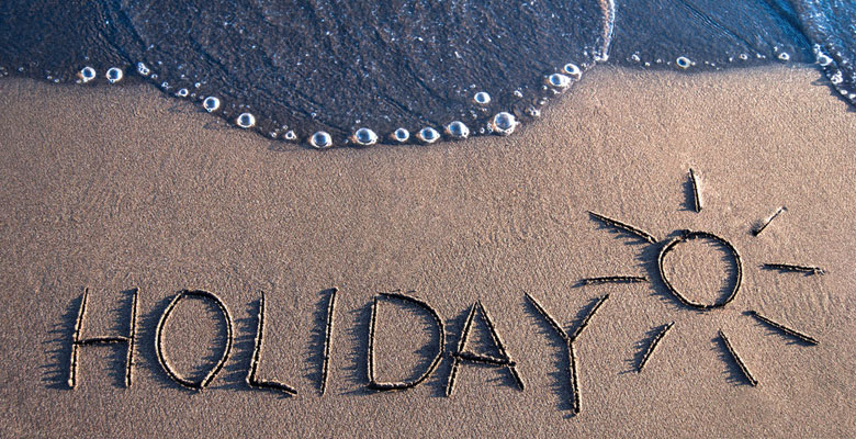 paying employees when they are on holiday or leave can be tricky